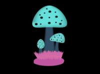 Day 7 - Groovy Mushrooms