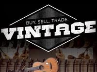 """""""Buy, Sell, Trade: Vintage"""" Headline"""