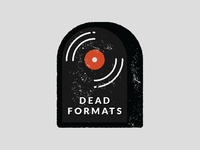 Dead Formats – Logo R1