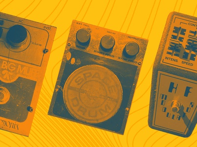 Vintage Effects on Reverb