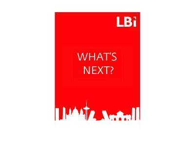 LBi  lbi ad promotion illustration vector