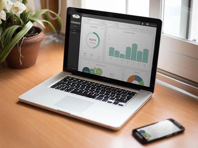 Evrythng dashboard iot analytics dashboard