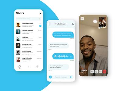 message app concept
