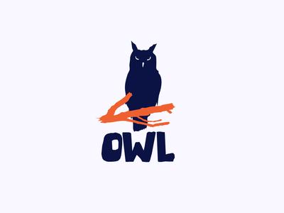 OWL logo concept V.2