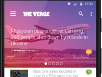 The Verge (Updated)