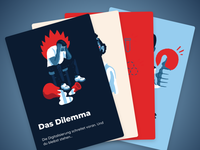 Card Game about Digitalization (Concept)