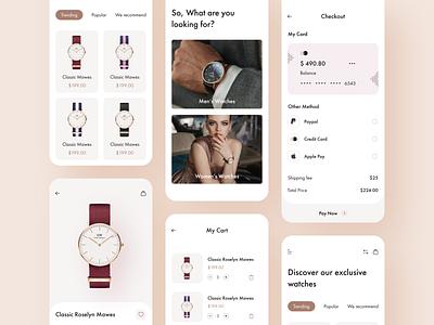 Ecommerce App store app online store online shop product ecommerce app minimal mobile app store fashion shop ecommerce e-commerce