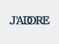 Logo for Jadore Magazine