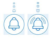 Bell Icons
