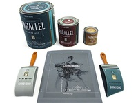 Parallel Gallery Paint Collection