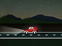 Open Road Night