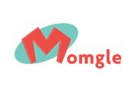 Momgle Logo Design