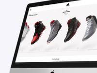 Adidas + D-Rose