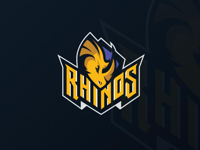 Rhino Football Logo switzerland animal rhino nfl football logo sport