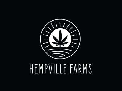 Hempville Farms Logo