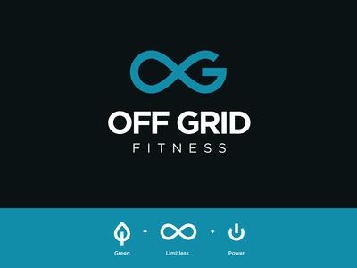 Off Grid Fitness Logo