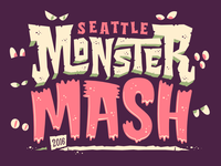 Seattle Monster Mash 1/31