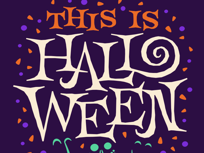 Dribbble 10 dmp this is halloween