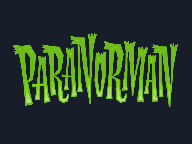 Paranorman dribbble