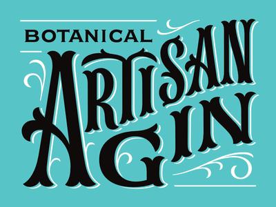 Gin Logotype