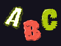 36 Days of Spooky Type: ABC