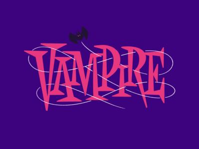 Vampire latin spooky horror bat halloween vampire