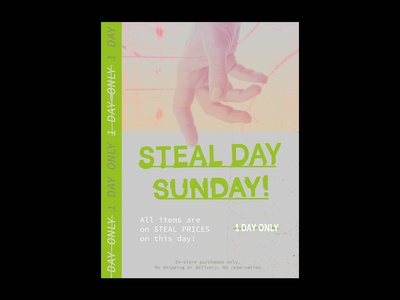 Steal Day Sunday