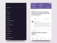 Discussion App Concept