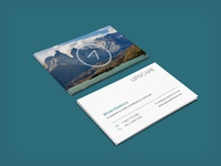 Upscape Business Card