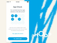 Hoop Age Check