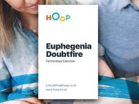 Hoop Business Card