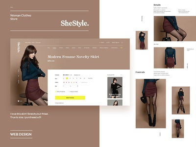 Daily007_SheStyle. Store