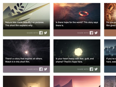 Story Share Cards spread truth story gospel