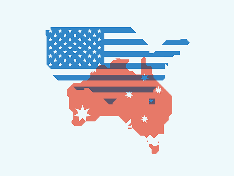 North Meets South Podcast patterns united states australia podcast