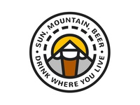 Drink Where You Live Badge