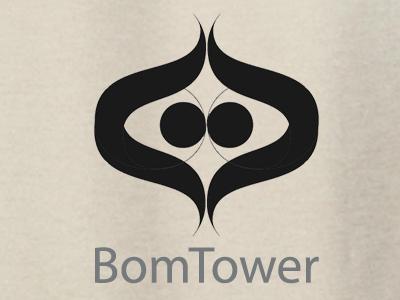 BomTower App Logo tower bom mobile logo