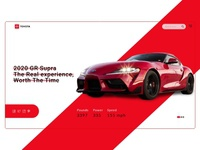 Toyota 2020 GR Supra