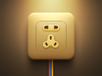 Golden Socket
