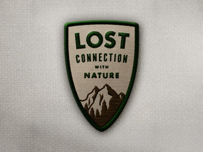 Lost Connection With Nature
