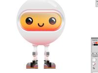 Herbert the Space Orange 02