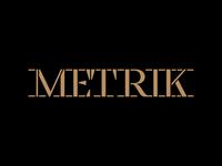 Metrik Typeface Preview
