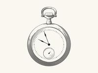 Pocket/stopwatch