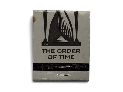 06. The Order of Time by Valerie June illustration hourglass music valerie june match book matchbook matches