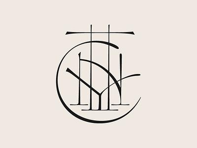 Type Thursday NYC calligraphy lettering typography type monogram
