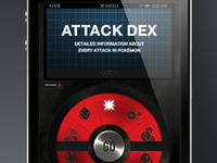 My Pokedex app