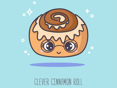 ABC sweets: Clever Cinnamon Roll