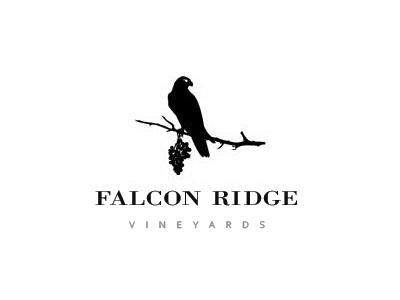 Falcon Ridge Vineyards falcon wine vineyard bird grapes winery