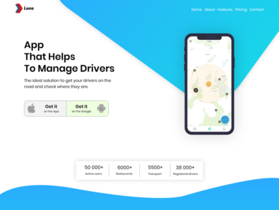 Loca - drivers management website