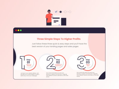 Steps Concept