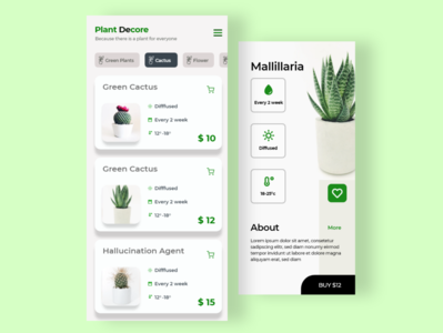 plant theme